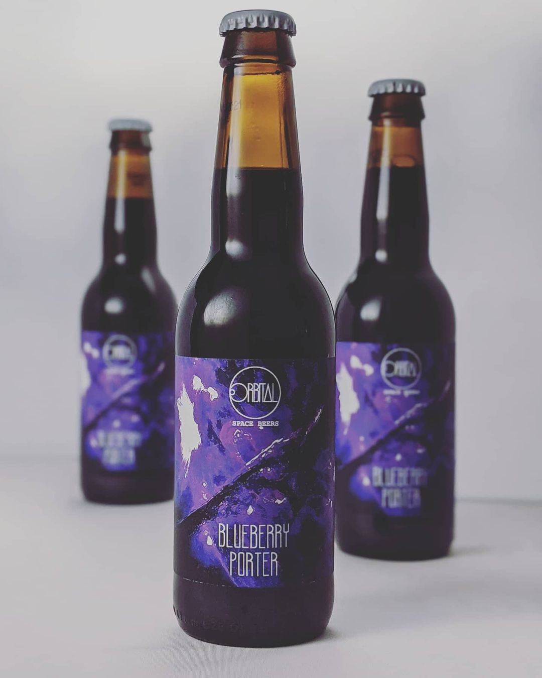 Orbital Space Beers - Blueberry Porter