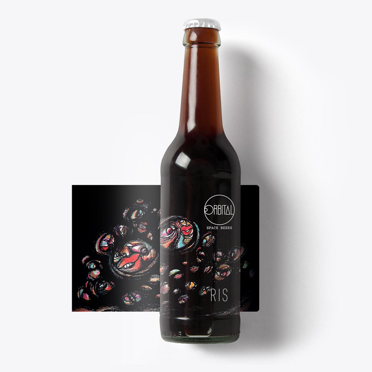 Orbital Space Beers - RIS