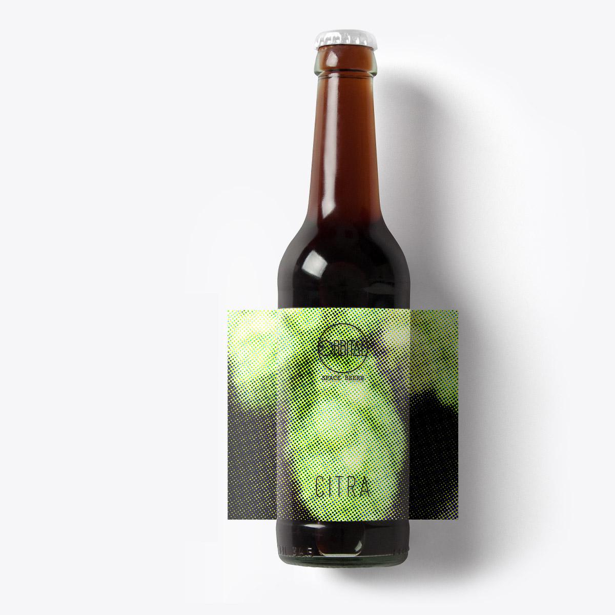 Orbital Space Beers - Neipa Citra