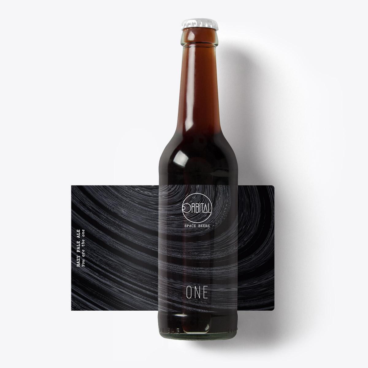 Orbital Space Beers - One